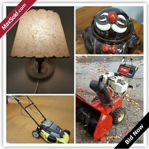Gananoque Downsizing Online Auction - King Street East (Oct 27)