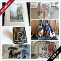 North Augusta Downsizing Online Auction - County Rd 6 (Oct 15)