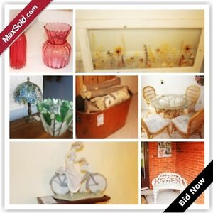 Mississauga Moving Online Auction - Council Ring Rd (May 5)