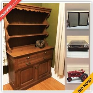 Kingston Moving Online Auction - Days Road (Oct26)