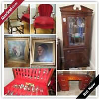 Hamilton Downsizing Online Auction - Alpine Ave-closes Dec 3