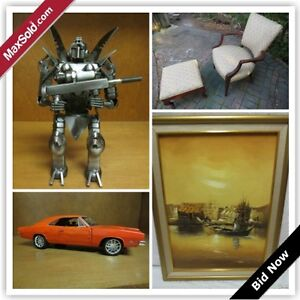 East Gwillimbury Downsizing Online Auction -Earls Court(Sept 30)