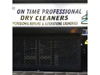 DRY CLEANERS FOR SALE / BROMLEY ROAD