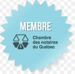 BESOIN D'UN NOTAIRE ? / LOOKING FOR A NOTARY ?