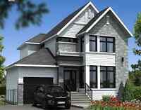 Maisons neuves a vendre