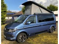 VW Transporter T6 LWB DSG Auto Camper 2018 with great spec and performance
