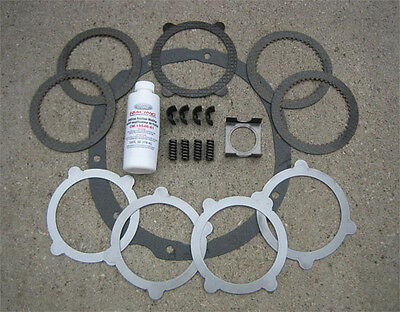 8 9 Inch Ford Traction-lock Posi Clutch Rebuild Kit - Trac Lock Springs -