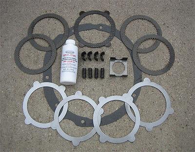 8 9 Inch Ford Traction-lock Posi Clutch Rebuild Kit - Trac Lock Springs -
