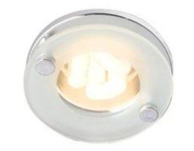 - Robus 13watt = 50w GU10 Drop Glass Recessed Downlight Ceiling Spot Light G24q-1