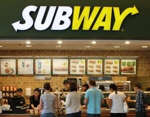 Subway for sale in Mississauga