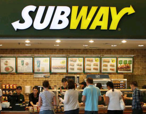 ****FRANCHISE FOR SALE IN TORONTO AREA**** Subway, Villa Madina,