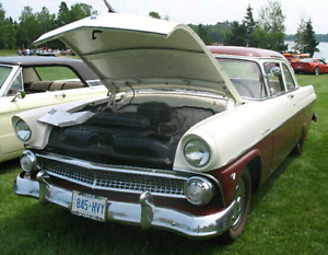 Restored 1955 Ford Customline