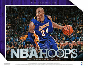 2018-19 Panini Hoops Basketball Available October 24th