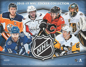 18-19 NHL Sticker Collection Now Available @ Breakaway