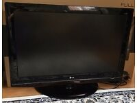 """37"""" LG 37LG5010 Full HD 1080p LCD flatscreen tv with Freeview 3xHDMI in good conditon can deliver"""
