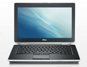 Portable Dell Cor i7 e6420 -  RAM 4,00G - Stockage 250 G
