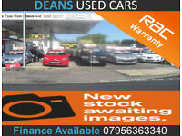 2010 Ford Focus 1.8 125 Zetec FINANCE AVAILABLE