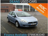2006 Fiat Grande Punto 1.4 Dynamic FINANCE AVAILABLE