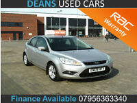 2009 Ford Focus 1.6TDCi ( 90ps ) DPF Style FINANCE AVAILABLE