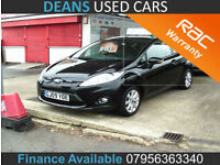 2009 Ford Fiesta 1.4 Zetec FINANCE AVAILABLE