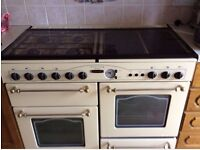 ALL IN ONE Cooker Oven Grill - Leisure Victoriana Deluxe Range Cooker