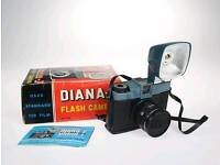 Vintage 47 years old Diana-f collectible Camera