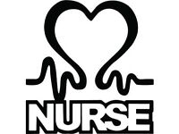 Registered Nurse (self-employed) with Dementia experience, looking for a medical/none medical job