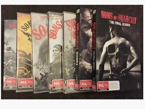 Sons of Anarchy complete series 1-7