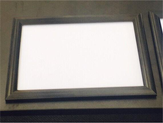 10 x A4 black photo frames