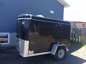 5' x 8' Trailer with spare tire