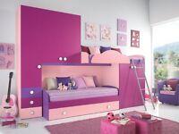 Cameretta Bimba Principesse Disney : Cameretta bambino bambina arredamento mobili e accessori per la