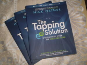 """""""The Tapping Solution"""" by Nick Ortner (NEW) GREAT GIFT IDEA"""