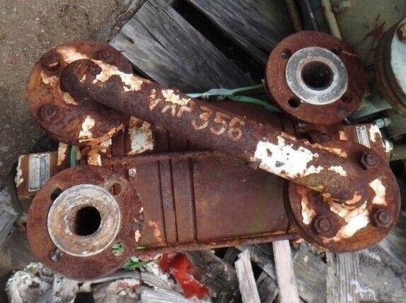 SIHI LPHA 45316 Ductile Iron Vacuum Pump