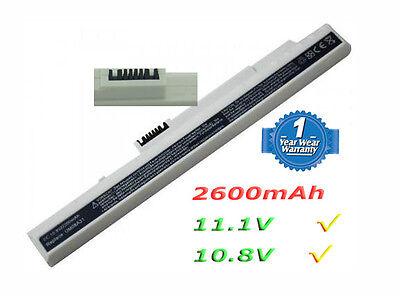 Batería para Acer Aspire One A110 A0A110 AOD150 D250 KAV10 KAV60 ZG5...