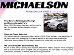 Michaelson Auto Parts