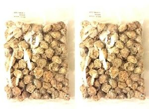 TWO 1 LB BAGS- SALADITOS MEXICAN CANDY, SALTED DRY PLUMS CHINESE CANDY