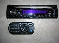Kenwood KDC-348U stereo in excellent condition