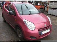Suzuki Alto car 2014 17k Miles, MOT, £0 Road Tax, Cheap To Insurance, 70MPG
