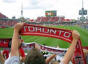 Toronto FC - Soccer - BEST SEATS - Upper, Lower - Last Minute - ALL HOME GAMES!! - ONLY 3% Service Fee on Orders!!!