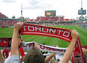 TORONTO FC TICKETS - TODAY FROM $12!!!