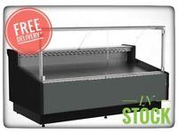 392cm Serve Over Counter Display Fridge N4204/05GP £4584+VAT CARMEN