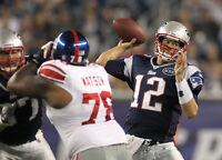2 New England Patriots Tickets- September 3