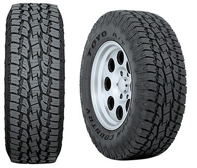 4 Lt 265 70 17 Toyo At2 10ply Tires 70r17 R17 70r All Terrain Truck
