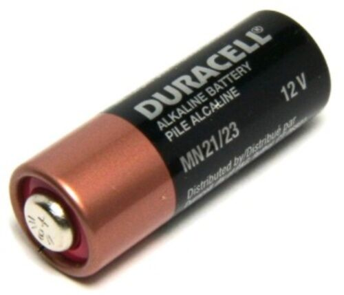 1 x Duracell MN21 MN 21 V23GA A23 NEU 12V