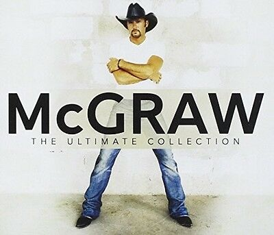 Tim Mcgraw   Mcgraw  The Ultimate Collection  New Cd  Australia   Import