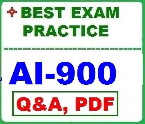 LATEST AI-900  BEST Exam Practice- MS Azure AI Fundamentals