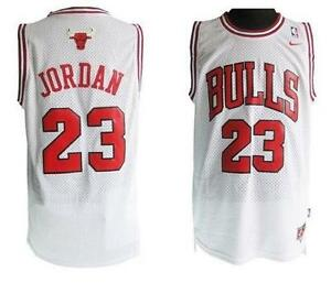 online retailer 1cec4 c5daa free shipping white and red chicago bulls jersey e19da ffe8c