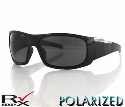 Bobster Solstice 2  Motorcycle Sunglasses Biker Shades Fishing Skiing Snowboard (Solstice Eyewear)