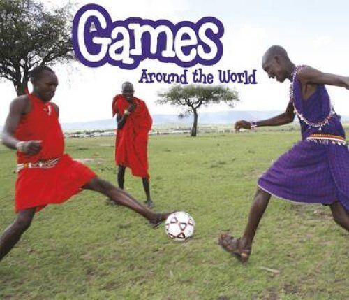 Games Around the World by Clare Lewis (Paperback, 2015)