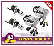 Bi Xenon H4